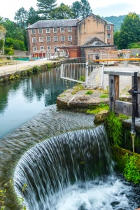 Mill Basin weir