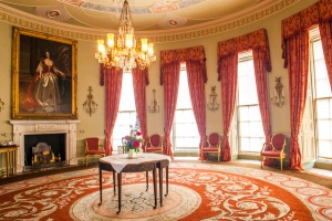 The Round Drawing Room