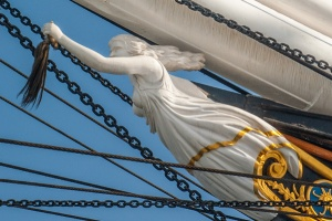 Cutty Sark figurehead