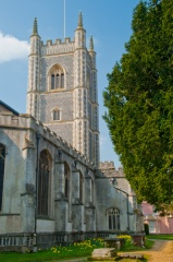 St Mary's church, Dedham, Essex