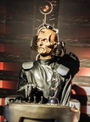 Davros, creator of the Daleks