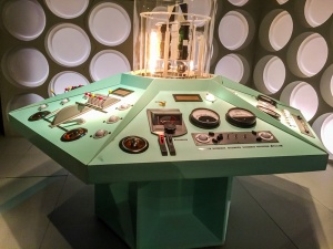 First Doctor TARDIS Console 2