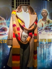 The 4th Doctor's costume (Tom Baker)