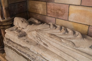 Bishop Ochiltree's tomb