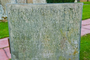 The Covenanter's Stone
