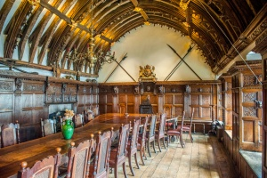 The Jacobean Upper Chamber meeting room