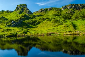 The Fairy Glen, Uig