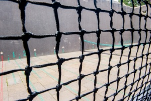 The real tennis courts