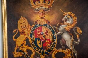 George III coat of arms