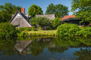 Flatford Mill, East Bergholt