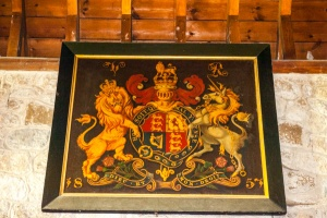 Royal Coat of Arms to Queen Victoria
