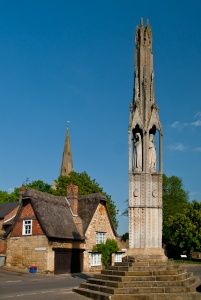 Eleanor Cross, Geddington, Northamptonshire