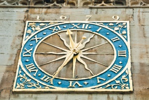 Cambridge University Clock