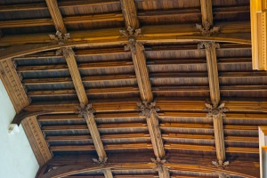 1505 Henry VII roof