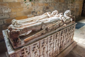 Sir William (d. 1487) and Lady Margaret (nee Percy)