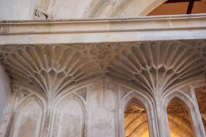 Hungerford screen vaulting