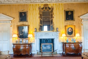 The Yellow Sitting Room