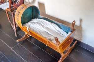 The Miller family cradle