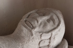 Sir Thomas de Baa effigy