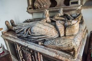 Robert Meverell tomb, 1626