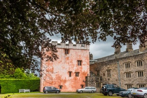 The 14th century pele tower