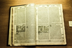 John Knox's Latin Bible, 1521