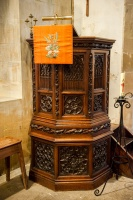 The Flemish pulpit