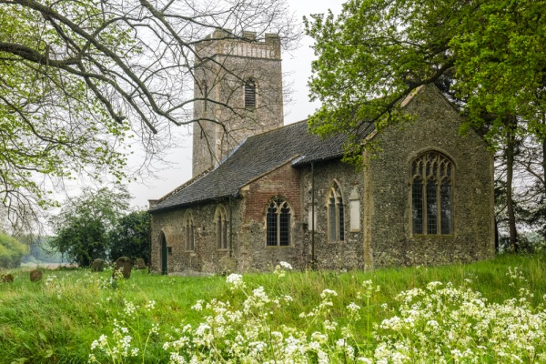 St Faith's church, Little Witchingham