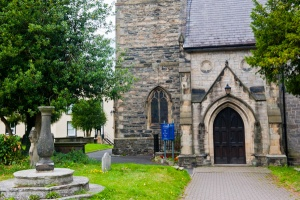 Llangollen parish church