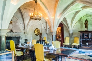 The medieval Dining Room