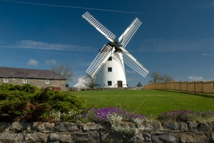 Lynnon Mill, Anglesey