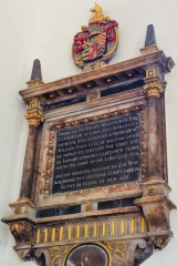 Henry Wentworth tablet, 1614