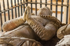 Lady Cecily Blount effigy