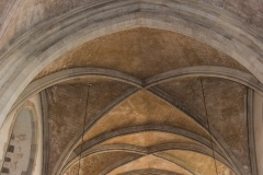 Early English chancel vaulting