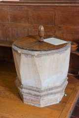 The very simple 15th century font