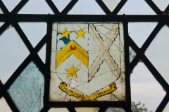 Chetwynd and Tyringham coats of arms