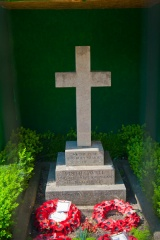 Edith Cavell's grave
