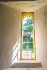 The Lorna Doone window