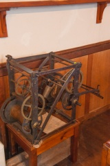 1700 clock mechanism