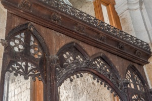 15th century tower screen