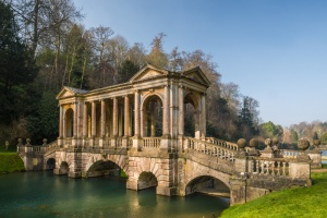 Another View Of The Palladian Bridge