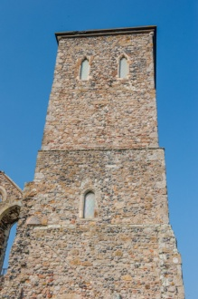 The south west tower