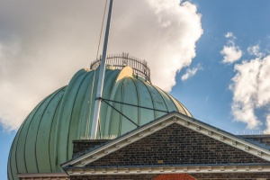 The Observatory dome