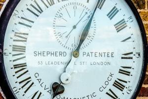 The Shepherd 24-Hour Clock