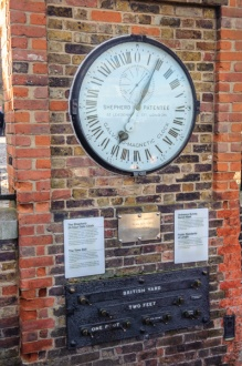 Greenwich Mean Time and standard measures