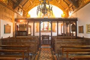Rug Chapel - History, Travel, and