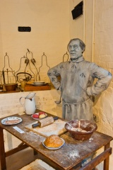 The gaol kitchen