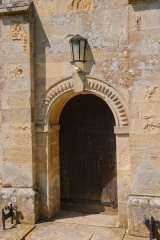 13th century south doorway