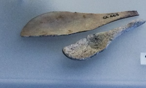 Spoons from Nybster Broch
