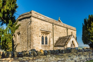 All Saints church, Shorthampton, Oxfordshire